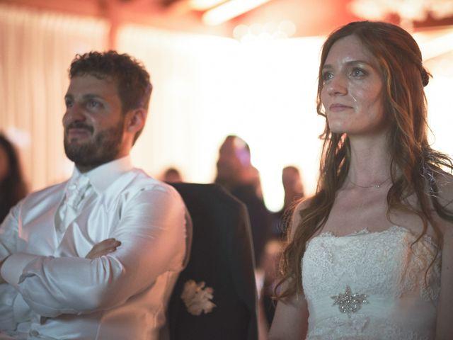 Il matrimonio di Maurizio e Greta a Capriolo, Brescia 91