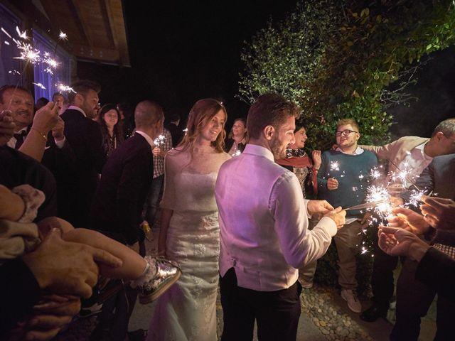 Il matrimonio di Maurizio e Greta a Capriolo, Brescia 93
