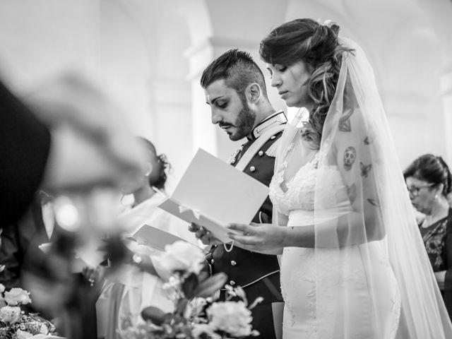 Il matrimonio di Francesco e Francesca a Alessandria, Alessandria 14