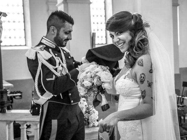Il matrimonio di Francesco e Francesca a Alessandria, Alessandria 16