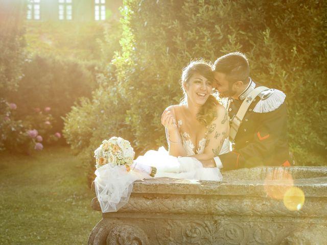 Il matrimonio di Francesco e Francesca a Alessandria, Alessandria 35