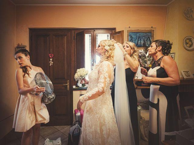 Il matrimonio di Alessia e Alessio a Lucca, Lucca 4