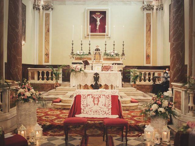 Il matrimonio di Alessia e Alessio a Lucca, Lucca 8