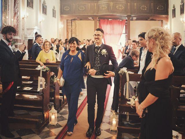Il matrimonio di Alessia e Alessio a Lucca, Lucca 9