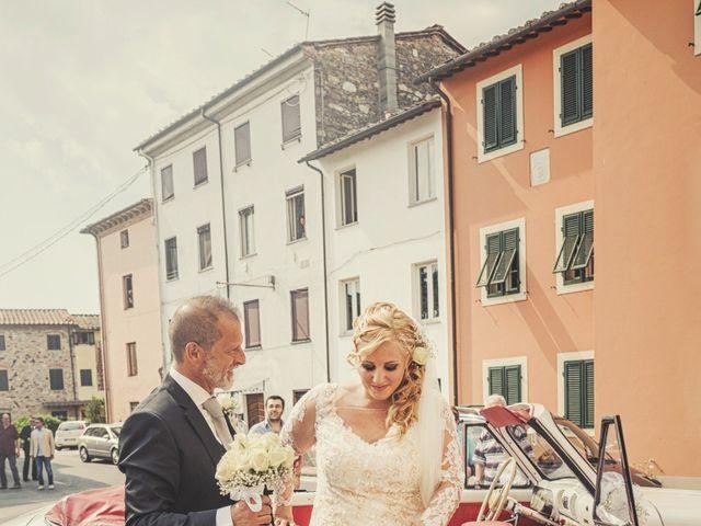 Il matrimonio di Alessia e Alessio a Lucca, Lucca 10