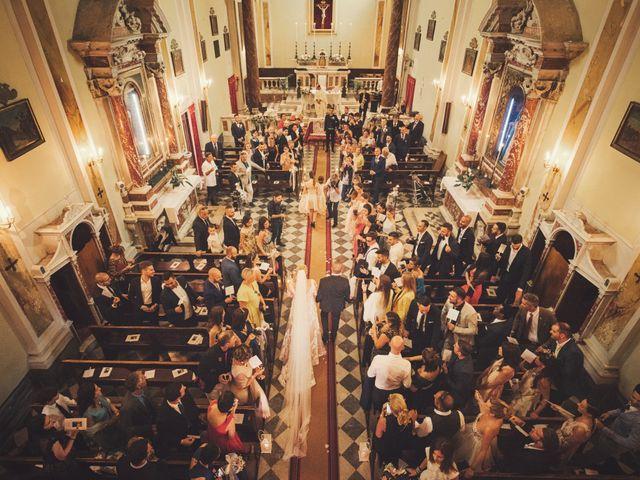 Il matrimonio di Alessia e Alessio a Lucca, Lucca 11