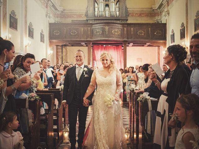 Il matrimonio di Alessia e Alessio a Lucca, Lucca 12