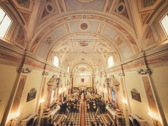Il matrimonio di Alessia e Alessio a Lucca, Lucca 13