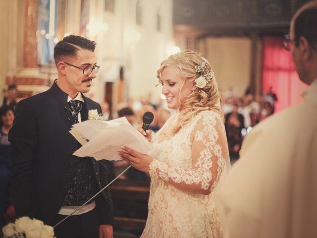 Il matrimonio di Alessia e Alessio a Lucca, Lucca 14