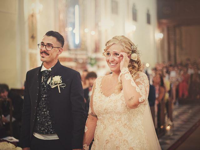 Il matrimonio di Alessia e Alessio a Lucca, Lucca 15