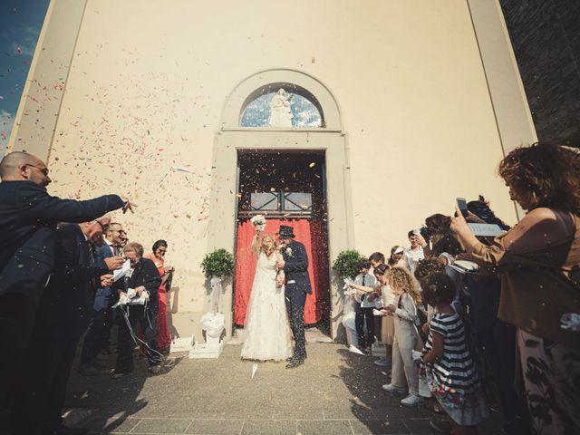 Il matrimonio di Alessia e Alessio a Lucca, Lucca 18