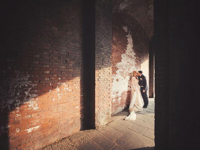 Il matrimonio di Alessia e Alessio a Lucca, Lucca 19