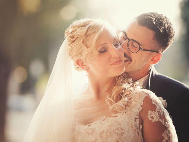 Il matrimonio di Alessia e Alessio a Lucca, Lucca 22