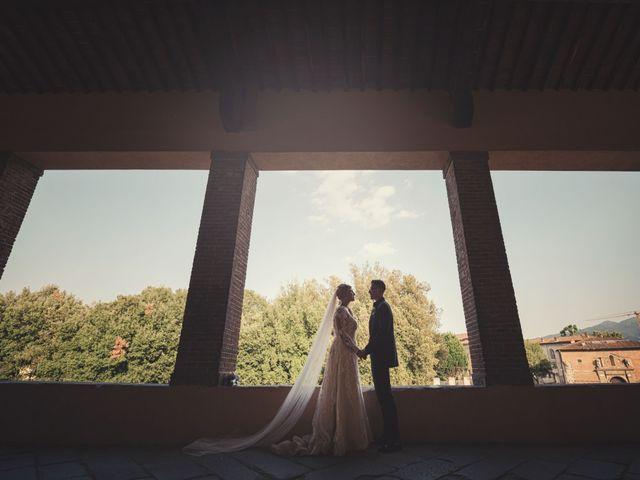 Il matrimonio di Alessia e Alessio a Lucca, Lucca 23