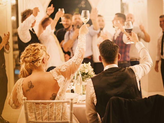 Il matrimonio di Alessia e Alessio a Lucca, Lucca 35