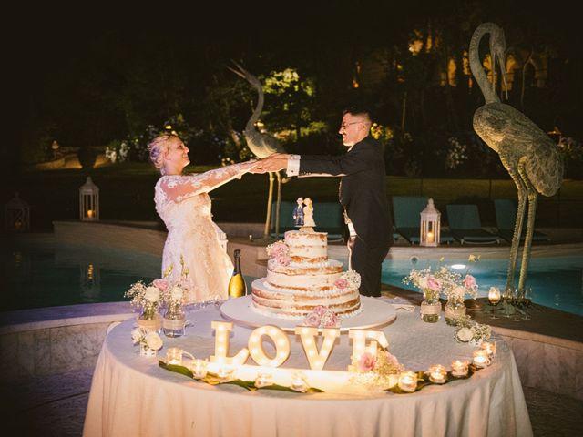 Il matrimonio di Alessia e Alessio a Lucca, Lucca 43