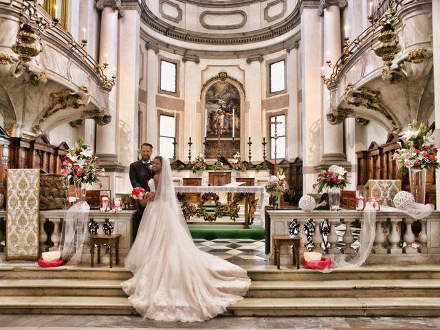 Il matrimonio di Manuel e Chiara a Castelfranco Veneto, Treviso 1