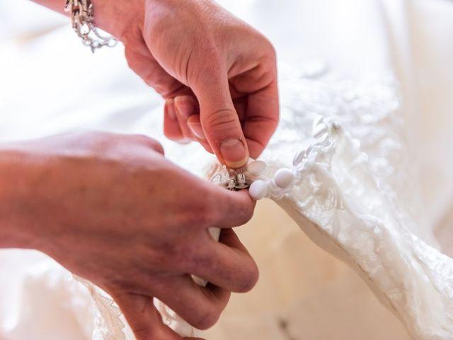 Il matrimonio di Sergio e Sabrina a Besozzo, Varese 7