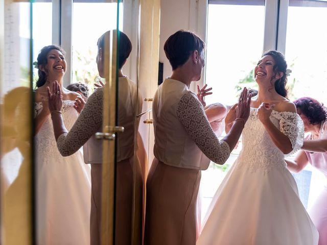 Il matrimonio di Sergio e Sabrina a Besozzo, Varese 11