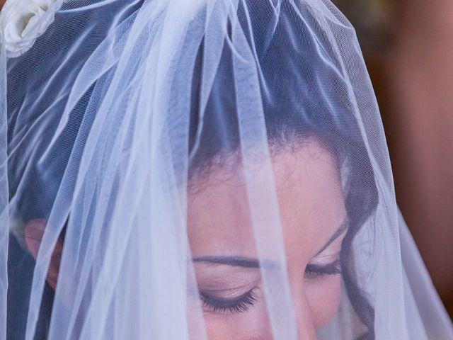 Il matrimonio di Sergio e Sabrina a Besozzo, Varese 14