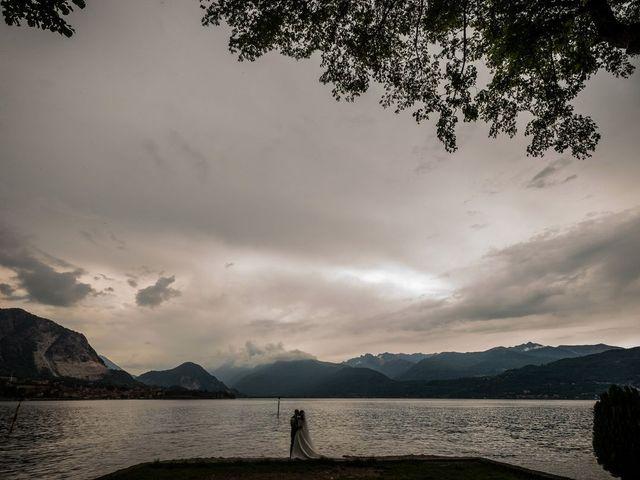 Il matrimonio di Sergio e Sabrina a Besozzo, Varese 33