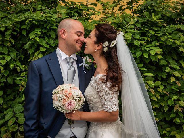 Il matrimonio di Sergio e Sabrina a Besozzo, Varese 39