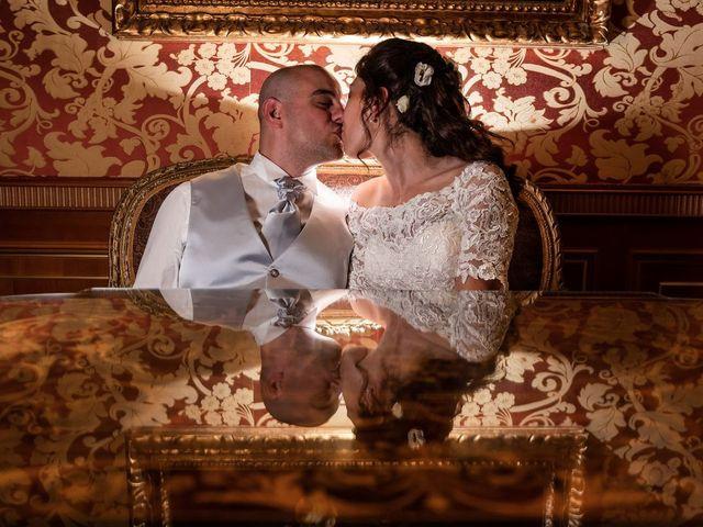 Il matrimonio di Sergio e Sabrina a Besozzo, Varese 54