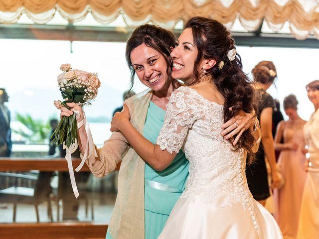 Il matrimonio di Sergio e Sabrina a Besozzo, Varese 56