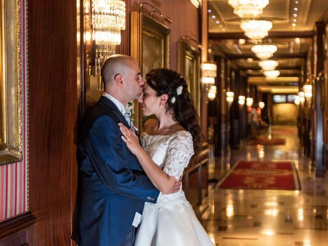 Il matrimonio di Sergio e Sabrina a Besozzo, Varese 1