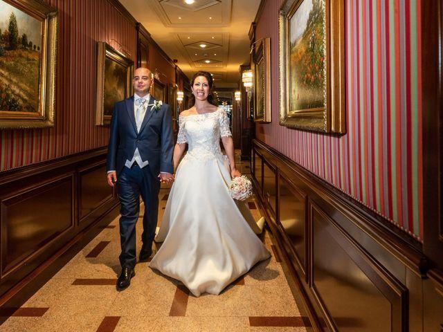 Il matrimonio di Sergio e Sabrina a Besozzo, Varese 60