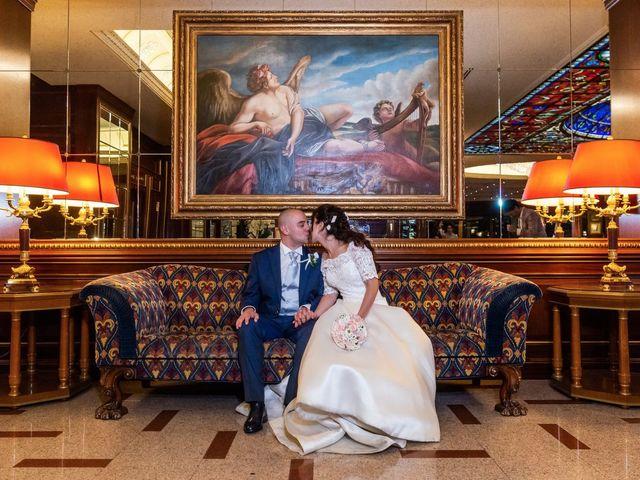Il matrimonio di Sergio e Sabrina a Besozzo, Varese 61