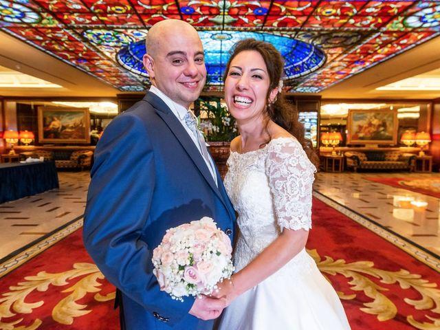 Il matrimonio di Sergio e Sabrina a Besozzo, Varese 62