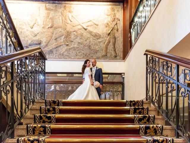 Il matrimonio di Sergio e Sabrina a Besozzo, Varese 64