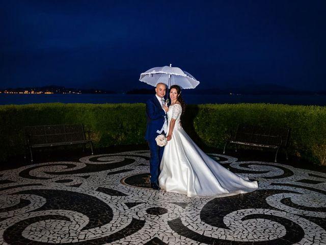 Il matrimonio di Sergio e Sabrina a Besozzo, Varese 65