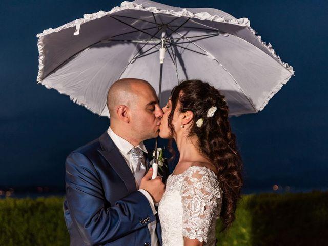 Il matrimonio di Sergio e Sabrina a Besozzo, Varese 66