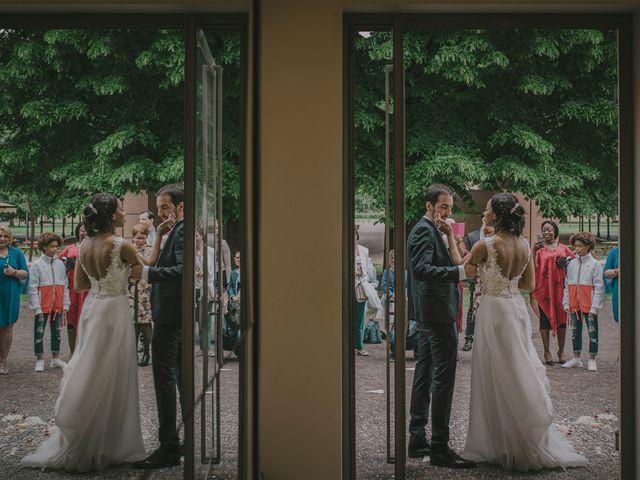 Il matrimonio di Francesco e Cristina a Felino, Parma 10