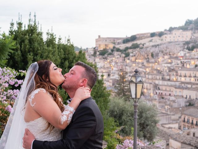 Il matrimonio di Antonio e Mary a Modica, Ragusa 41