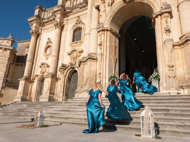 Il matrimonio di Antonio e Mary a Modica, Ragusa 52
