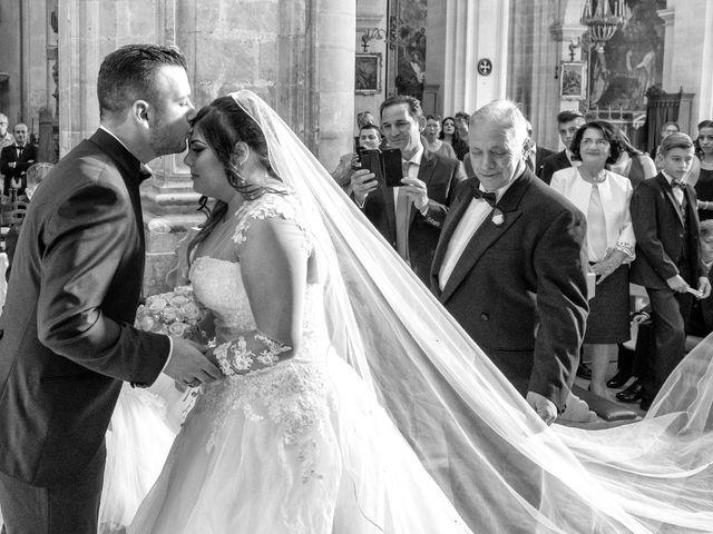 Il matrimonio di Antonio e Mary a Modica, Ragusa 53