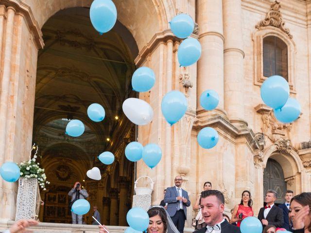Il matrimonio di Antonio e Mary a Modica, Ragusa 59