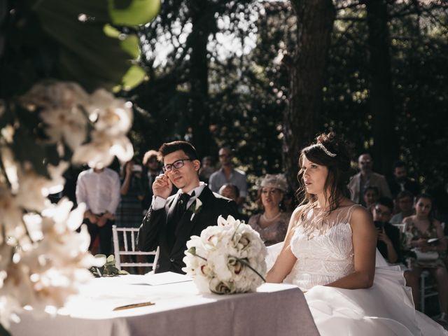 Il matrimonio di Stefano e Francesca a Como, Como 37
