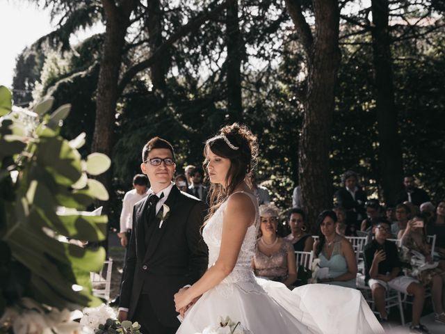 Il matrimonio di Stefano e Francesca a Como, Como 40