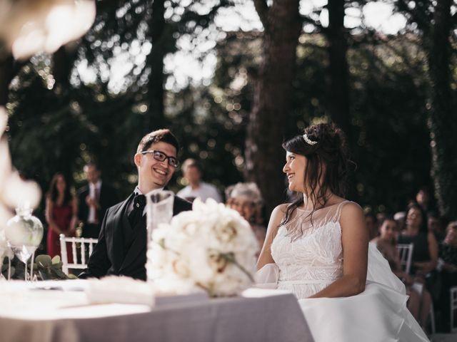 Il matrimonio di Stefano e Francesca a Como, Como 45