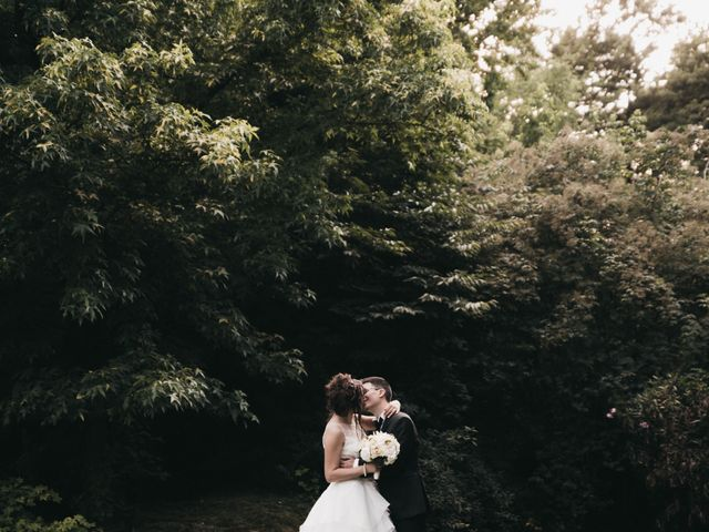 Il matrimonio di Stefano e Francesca a Como, Como 56