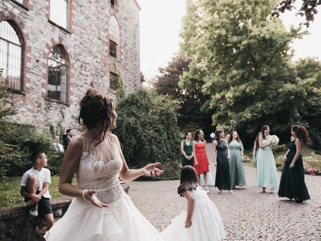 Il matrimonio di Stefano e Francesca a Como, Como 59