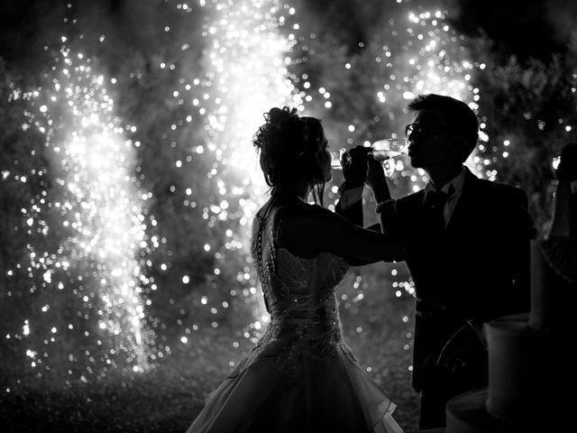 Il matrimonio di Stefano e Francesca a Como, Como 71