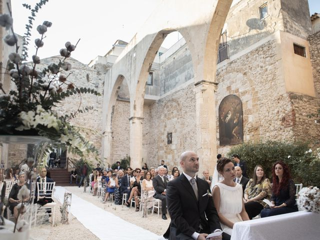 Il matrimonio di Massimo e Ada a Siracusa, Siracusa 21
