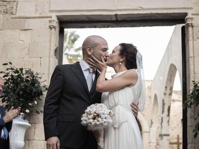 Il matrimonio di Massimo e Ada a Siracusa, Siracusa 36