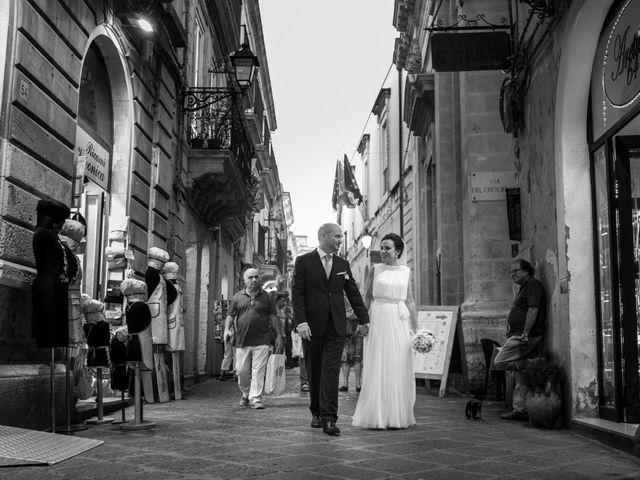 Il matrimonio di Massimo e Ada a Siracusa, Siracusa 39