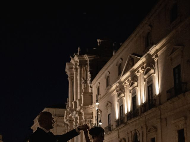 Il matrimonio di Massimo e Ada a Siracusa, Siracusa 47